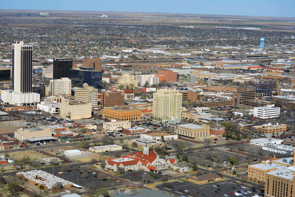 Photo by the City of Amarillo