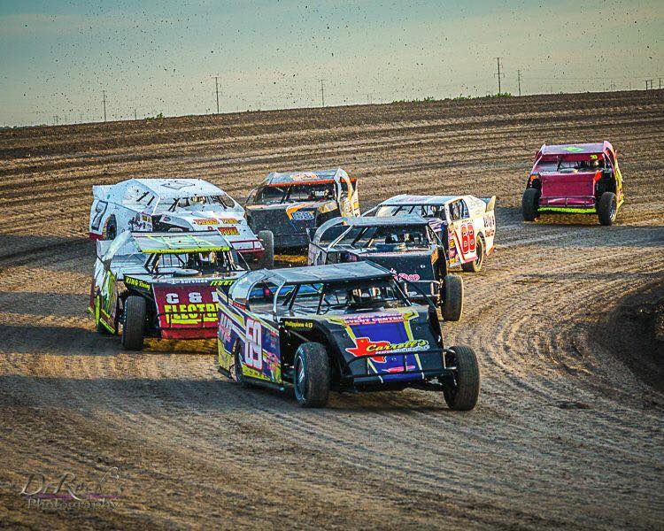 Photo by Route 66 Motor Speedway Facebook Page  Bobby Thomas - Dr. Rocks