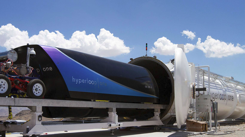 Photo by Hyperloop-One Facebook