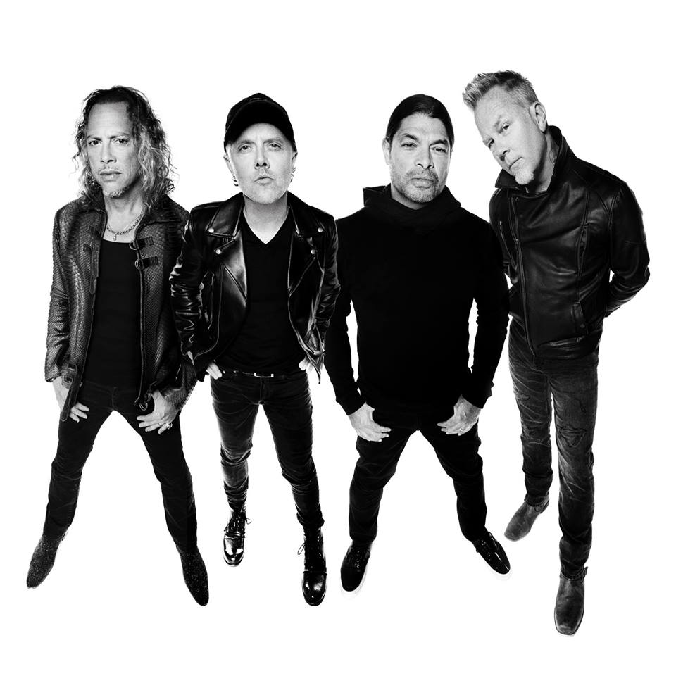 Photo by Metallica