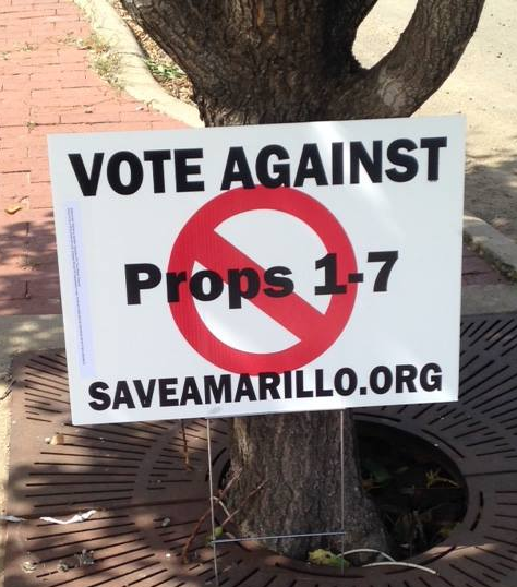 Photo by Amarillo Taxpayers PAC