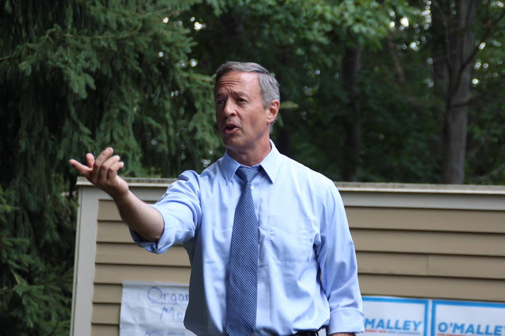 O'Malley/Photo by Campaign