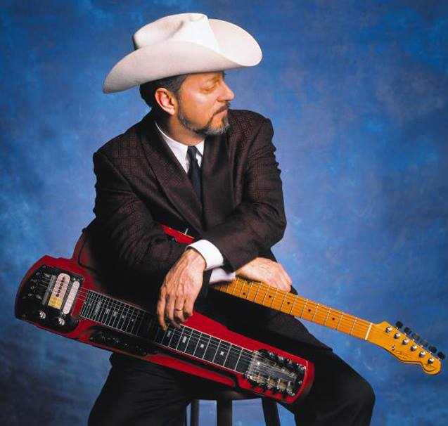 Junior Brown/Photo by Cactus Theater