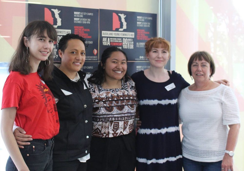 Auckland Young Feminists Hui 2017