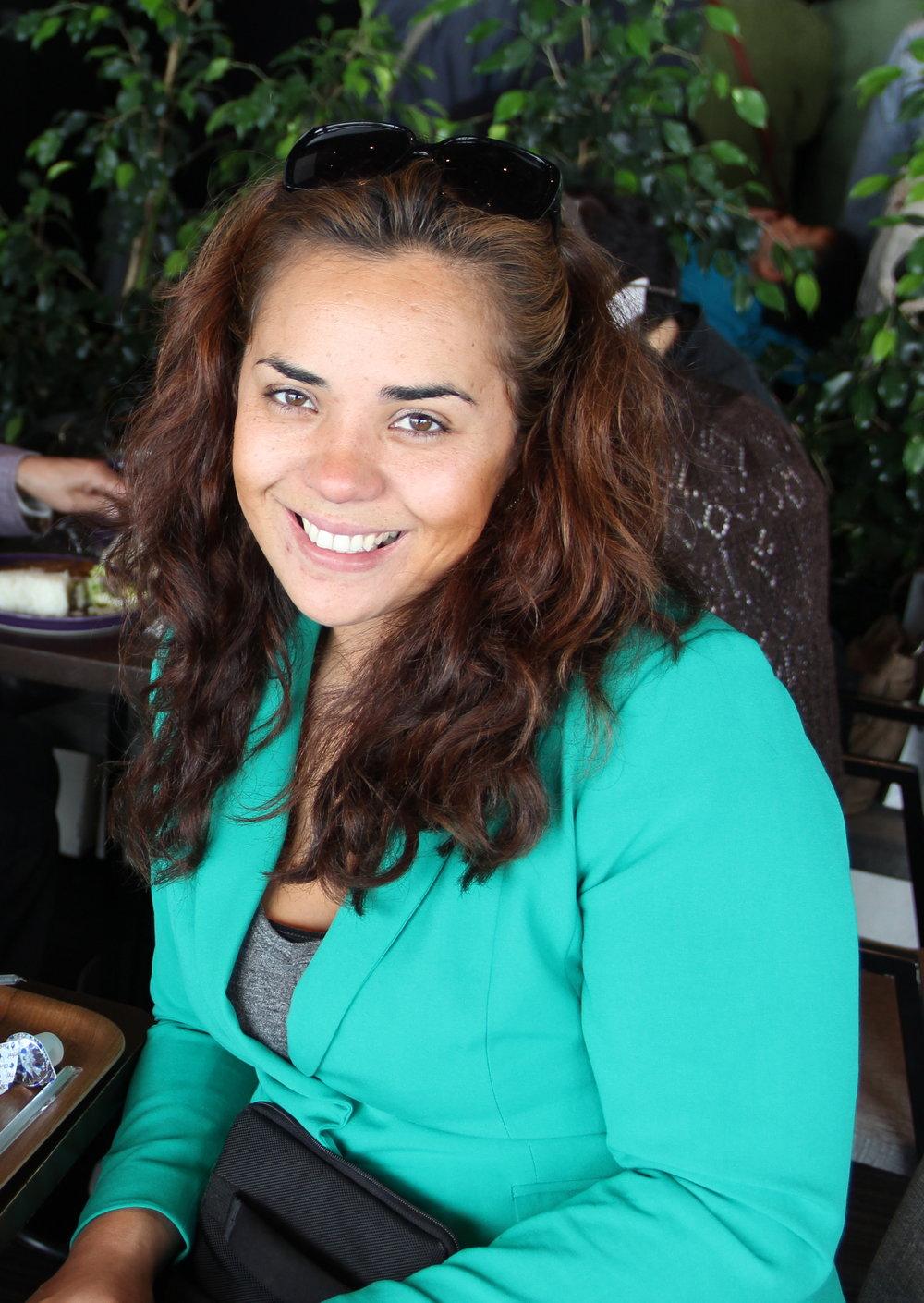 Ana Mapusua, DUNedin YWCA manager