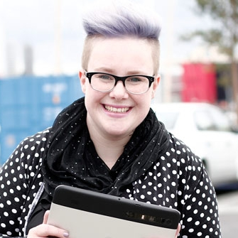 Aych McArdle – Trans rights activist