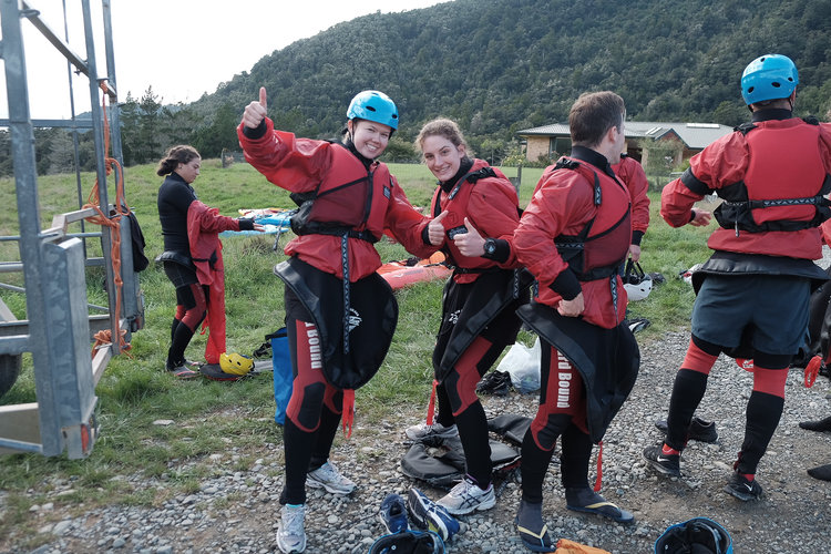 My Outward Bound Adventure - By Lara Hawker
