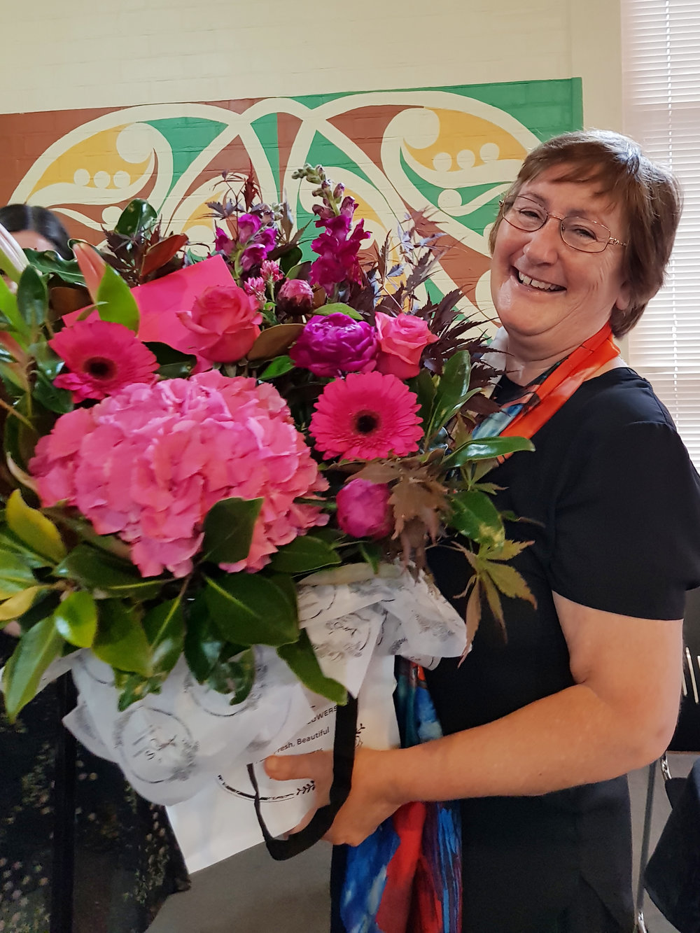 Anne became a life member of hamilton ywca in November