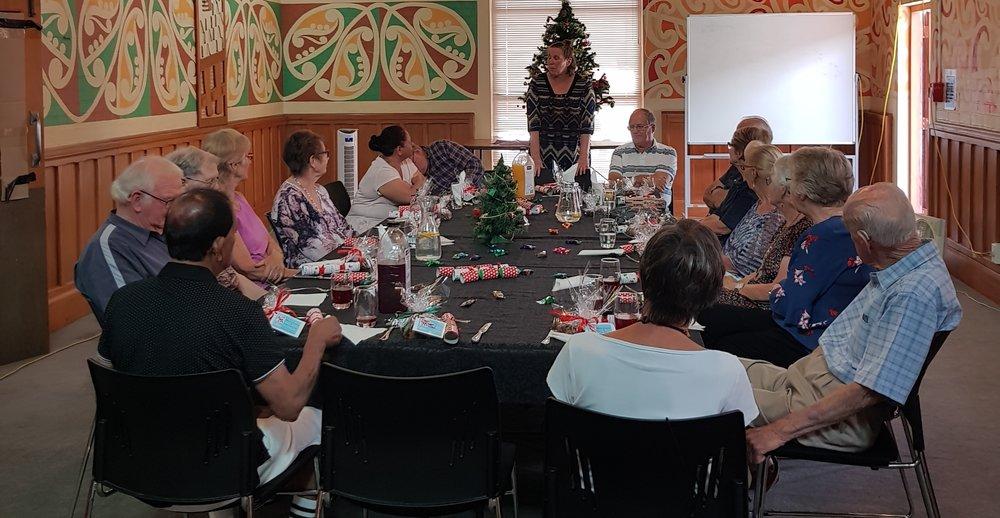 volunteer appreciation lunch 2019