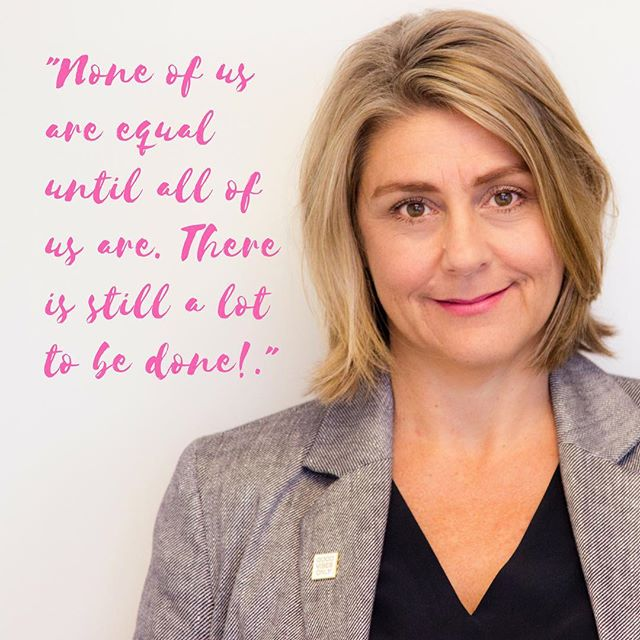 Last month we welcomed Dellwyn Stuart as the new CEO of @ywcaauckland , bringing with her an impressive background (including starting NZ's first Women's Fund) and a passion for equality and women's rights.  Follow link in bio to read more...