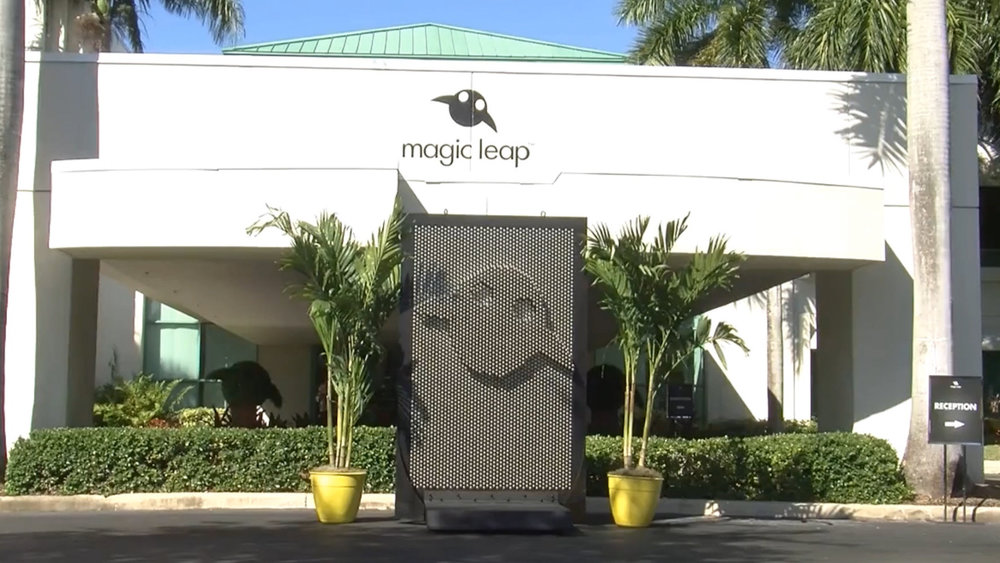 Magic Leap offices in Plantation, FL