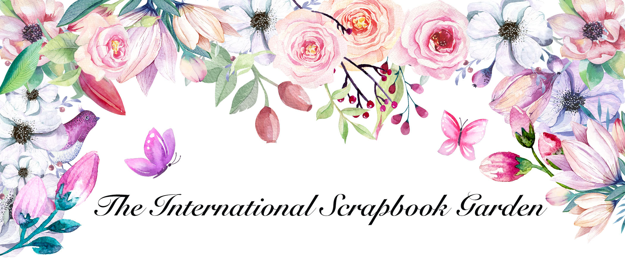 The International Scrapbook Garden