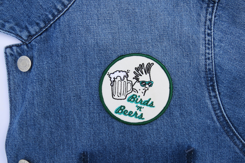 Birds 'n' Beers Patch