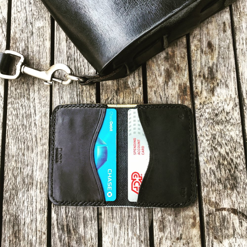 Small Card Case $45