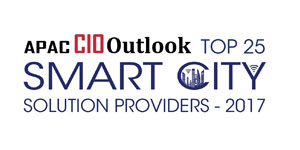 APAC CIO OUTLOOK - Dec 18, 2017 Top 25 Smart City Solution Providers - 2017