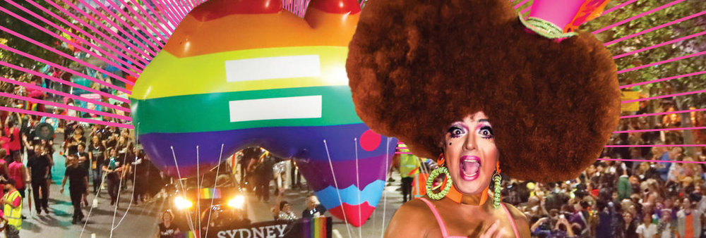 Sydney Mardi Gras Parade 7pm To 10pm Free Little Day Out