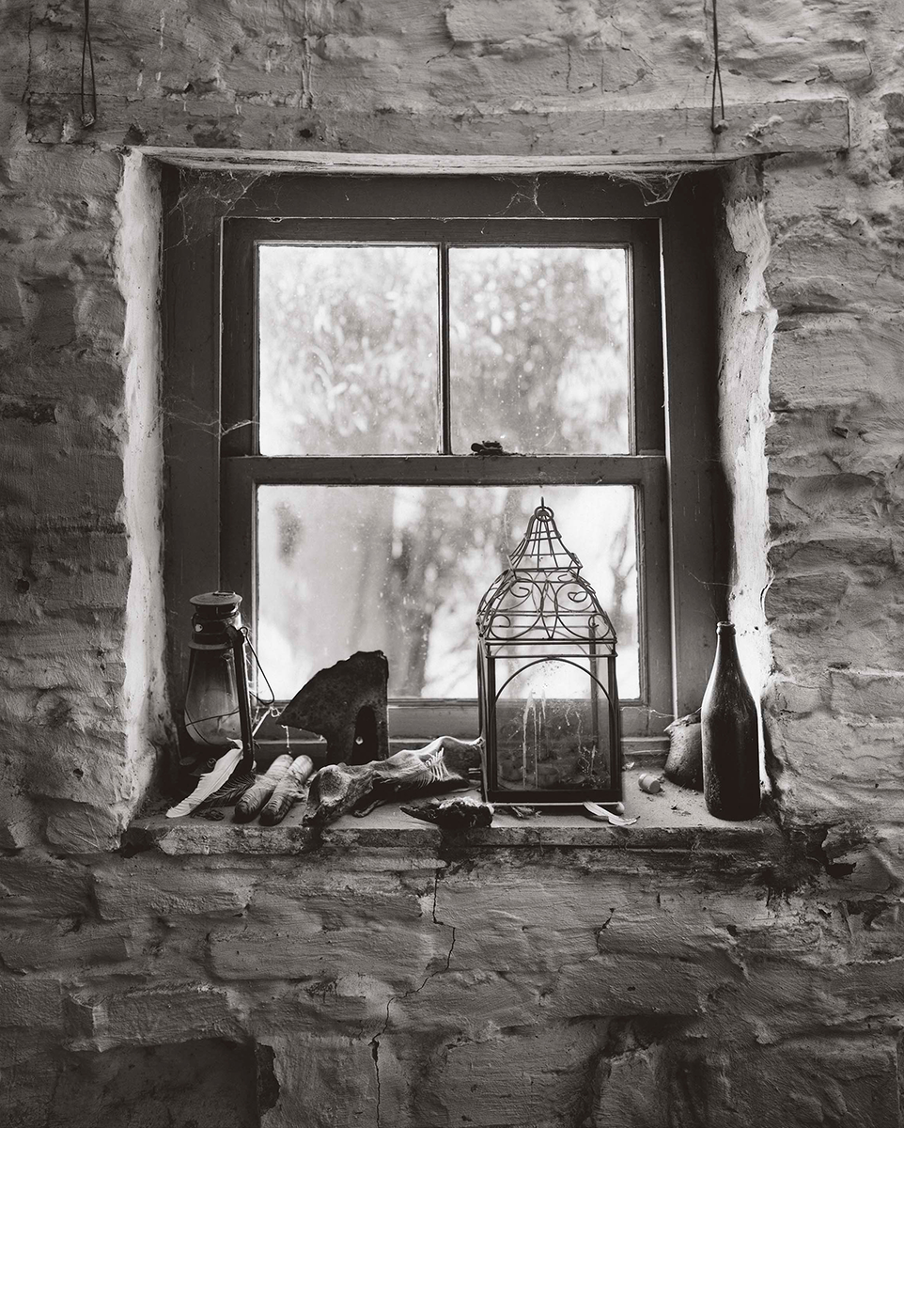 Winnowie Hut (detail)