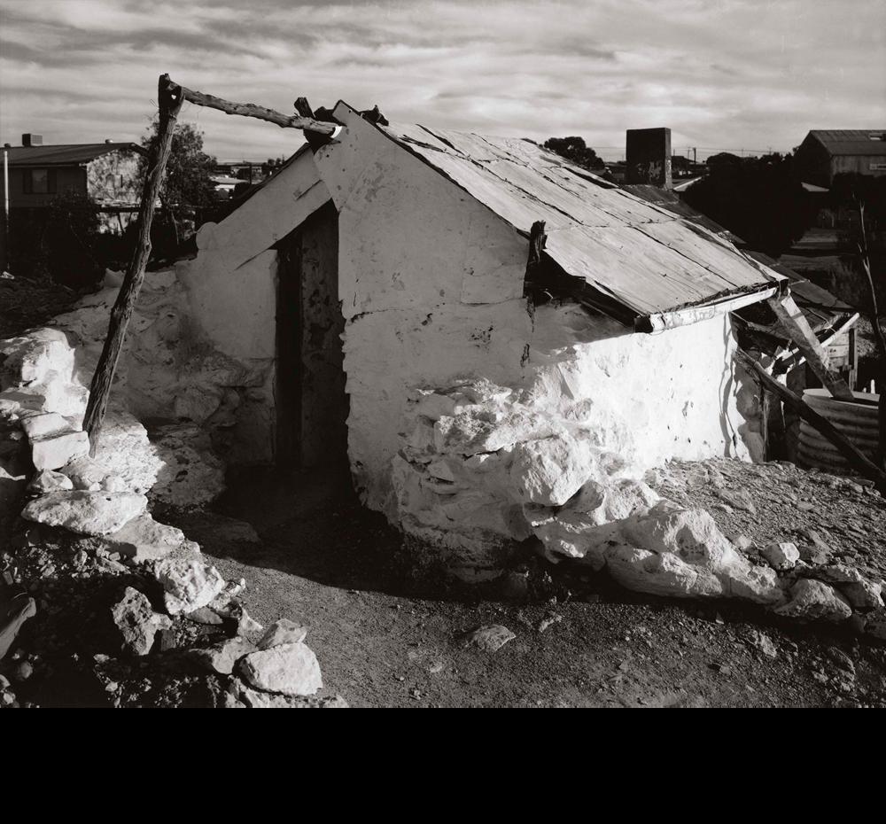 Opal Miner's Hut (c. 1931)