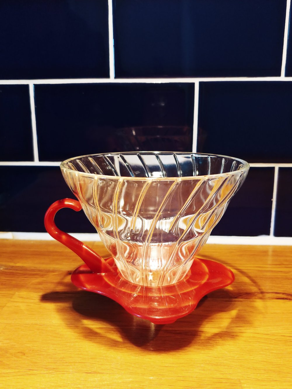 The Hario V60 Pour Over