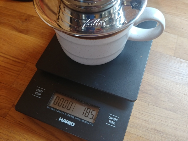 Brewing With The Kalita