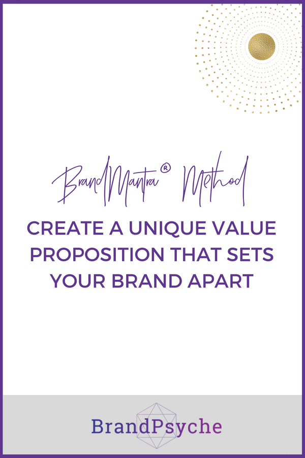 brandmantra-method-unique-value-proposition
