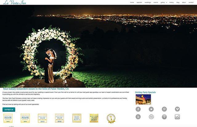 So glad to see my work in La Venta Inn's website. laventa.com  Flower : @cityflowerla  Venue : @la.venta.inn