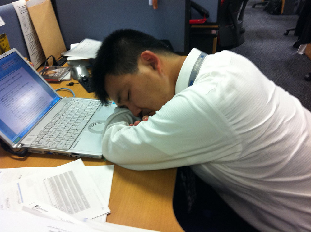 Doctors often work very long hours which can challenge their personal lives (Image: hiroo yamagata on Flickr, CC BY-SA 2.0