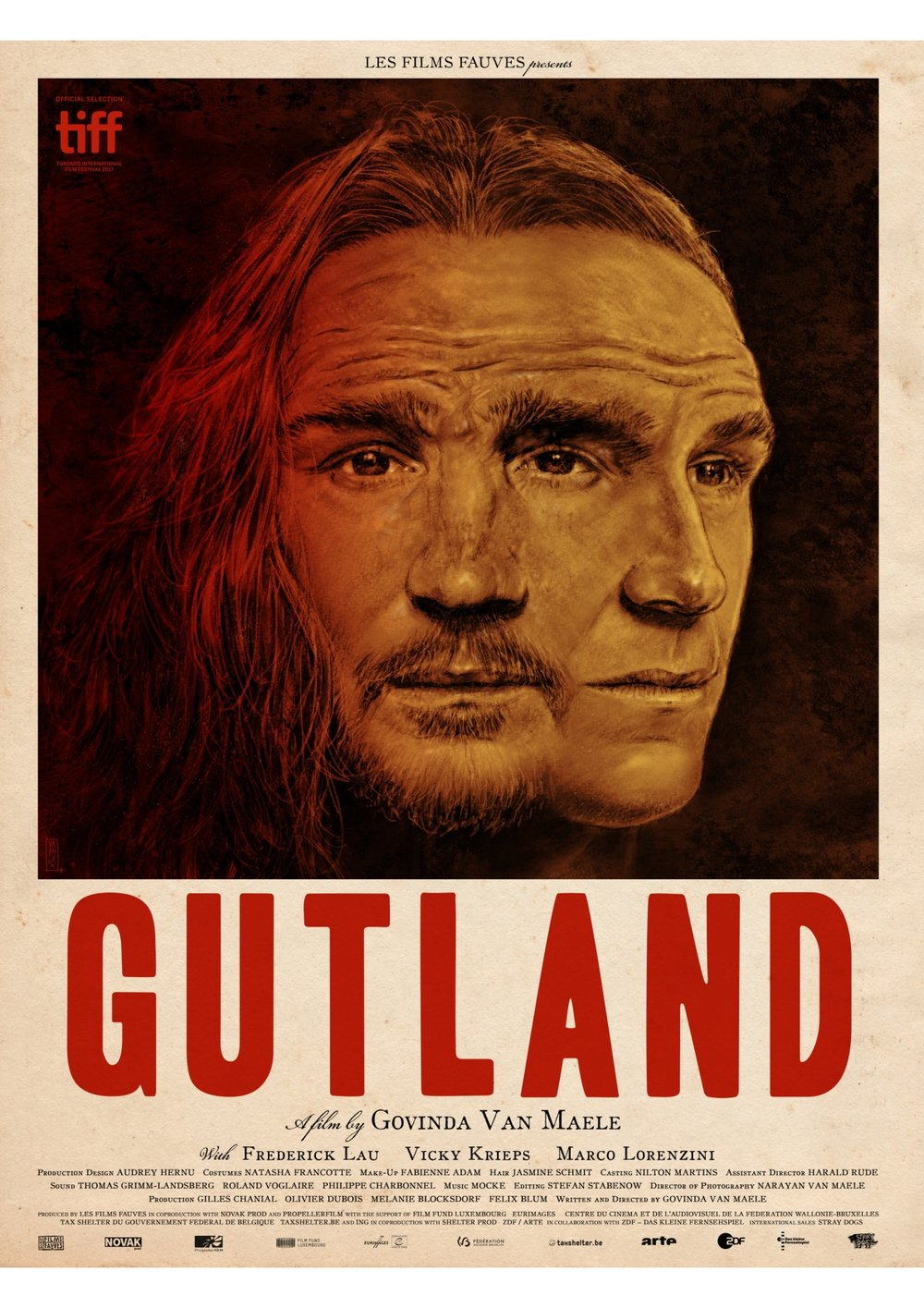 GUTLAND - Directed by Govinda VAN MAELEScript by Govinda VAN MAELEWith Frederick LAU, Vicky KRIEPS& Marco LORENZINIYear: 2018Original Version: Luxembourgish, GermanGenre: Drama, ThrillerRunning Time: 117minProduction companies: LES FILMS FAUVES (LU), NOVAK PROD (BE) & PROPELLER FILM (DE)