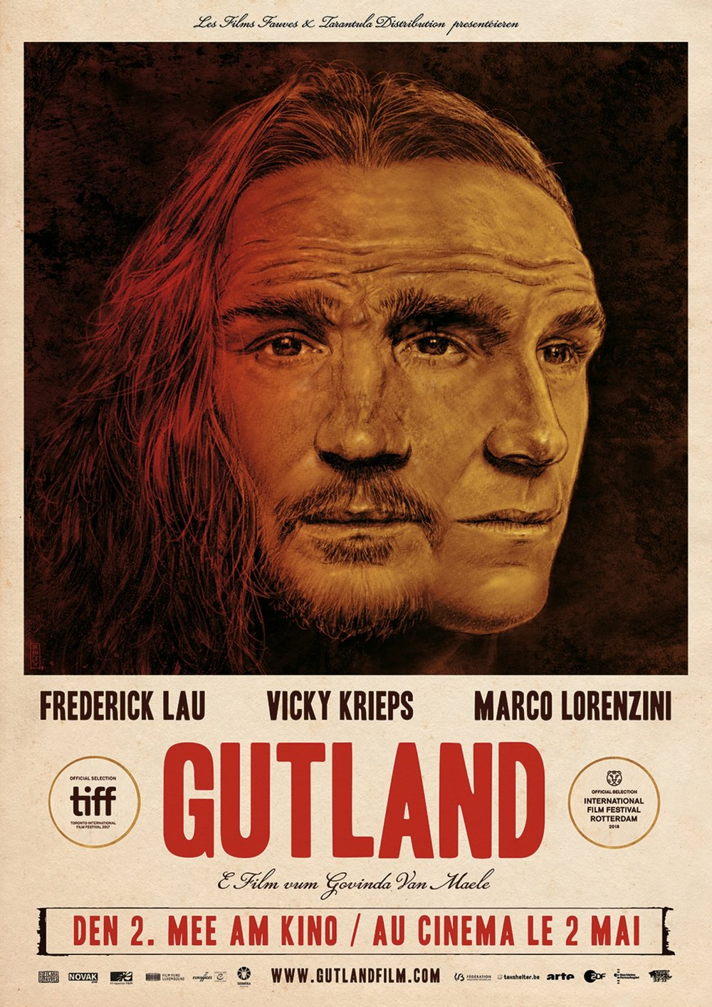 GUTLAND  Feature film directed by Govinda Van Maele, in co-production with Novak Prod (BE) and Propellerfilm (DE)