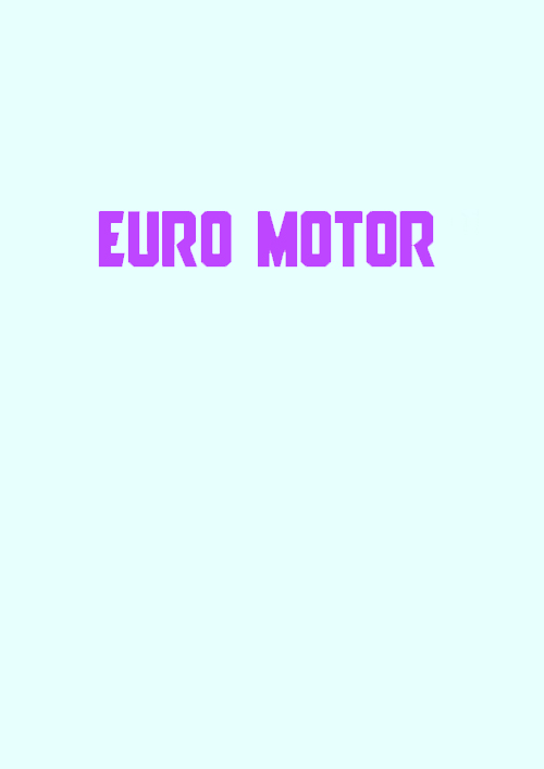 EURO MOTOR  Feature film written by Filip Markiewicz