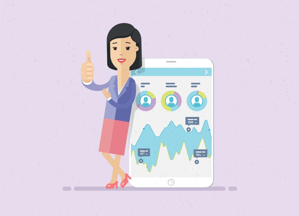 Zweryfikuj jakość pracy przedstawicieli - Czy Twoi przedstawiciele przeprowadzają zakładaną liczbę wizyt. Czy prezentacje przeprowadzane są w odpowiedni sposób? Czy kluczowe komunikaty trafiają do Twoich klientów? MedPad umożliwia dokładną weryfikację pracy Twoich przedstawicieli zarówno na poziomie ilościowym, jak i jakościowym.
