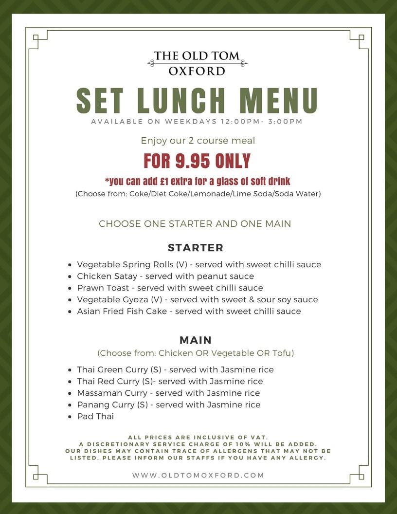 Set Lunch Menu - Old Tom 28-NOV-17.jpg