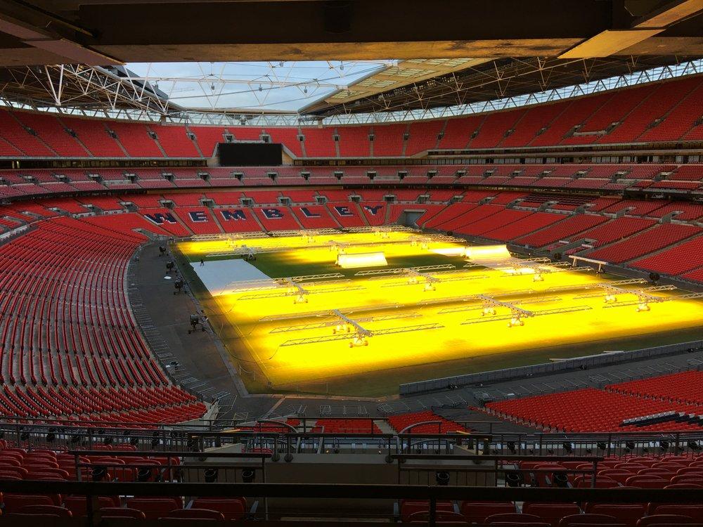Wembley London