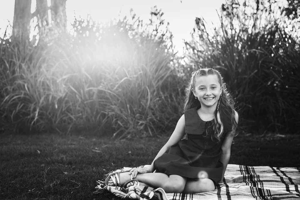 Katy Bindels Strathpine child Portrait Photographer