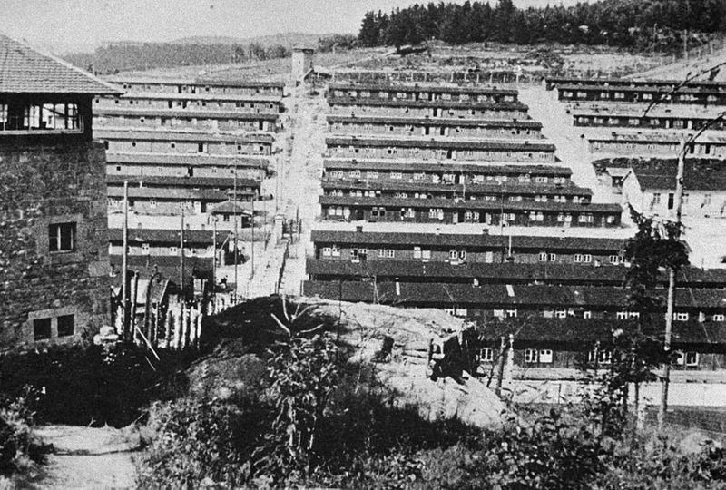 5. Flossenbürg camp