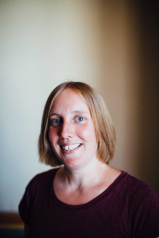 Children's Safeguarding Officer – Rachel Allen