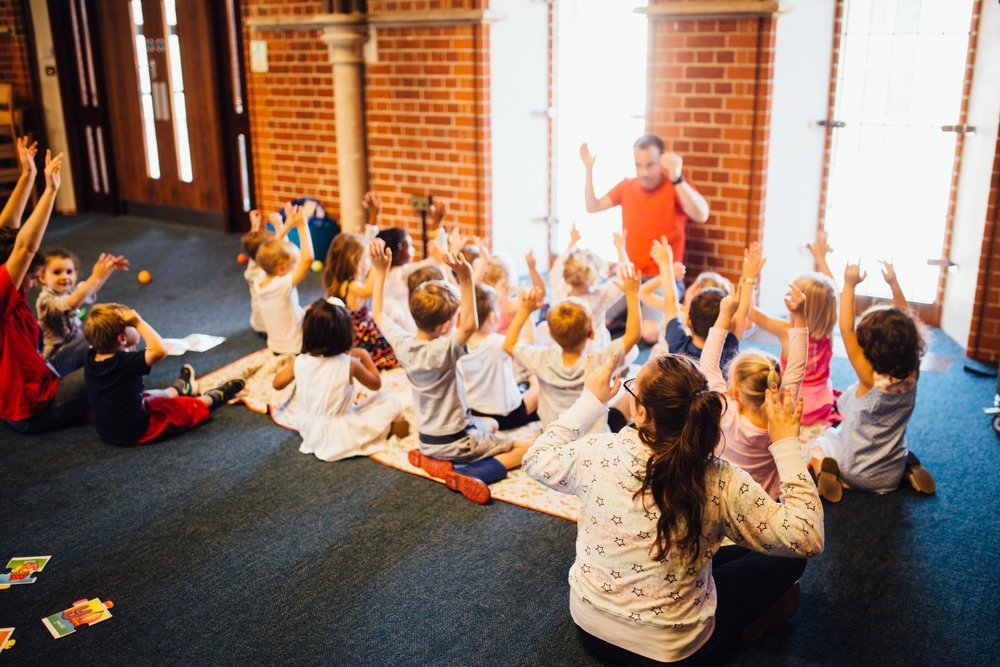 These groups are a fun and safe environment where children learn: to worship God in different creative ways; hear God and know that He wants to talk to them; the truth about how God made them and wants to be their friend forever; that God gives them gifts; how to share the joy of Christ with friends.