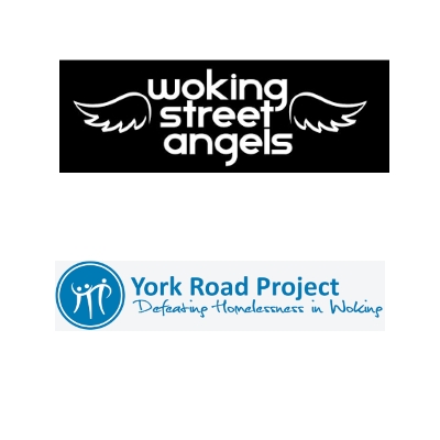 The Street Angels go out into the town centre on Friday and Saturday nights to help people whoever they are and whatever their situation, by listening, caring, offering practical help or by referring people to other (specialist) agencies who can help them Email: wokingstreetangels@gmail.com web: www.wokingstreetangels.org.uk   Find out more about Woking Street Angels   The York Road Project is a charity which serves single homeless people in Woking and the surrounding area, through a day centre where skills training and other support is provided, together with a direct access night shelter and longer-term moving-on accommodation   Find out more about York Road Project