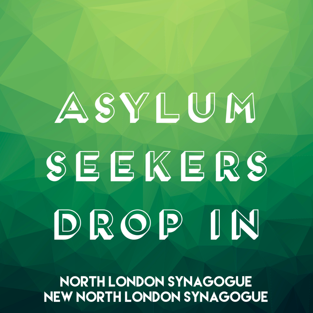 Asylum Seeker Drop-in Cover image