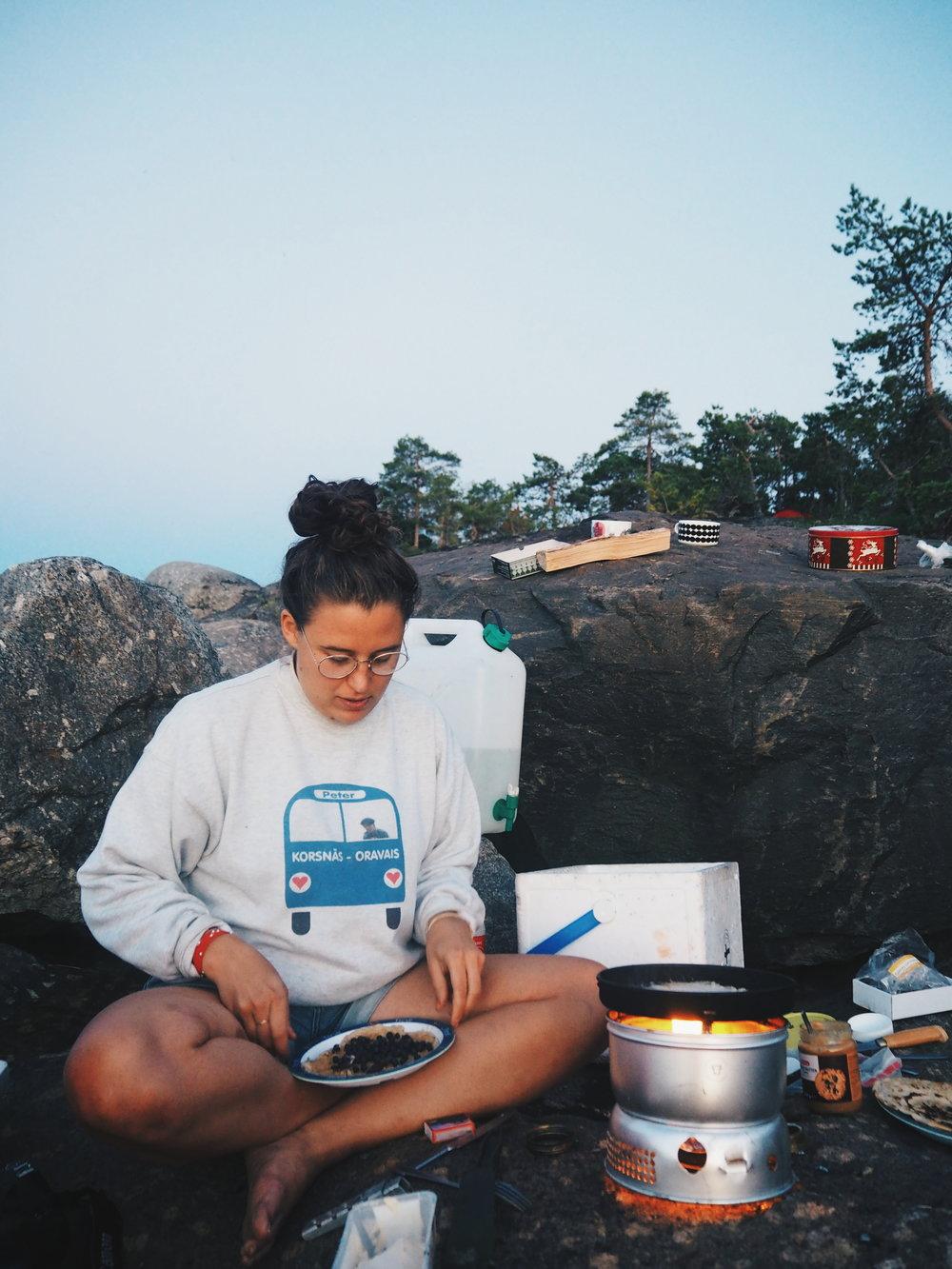 camping-food-retki-ruokailu-pauliinaskarr