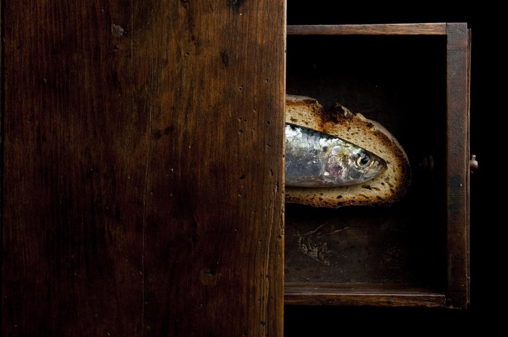 Portuguese Cuisine - Photographic essay on Portuguese cuisine by Paulo Cunha, in the concept of still life.