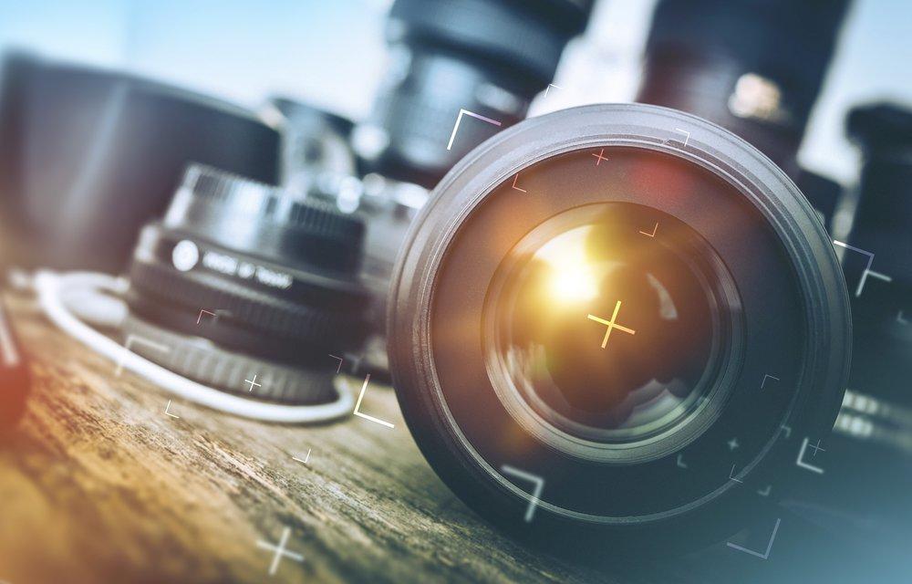 Pro Photography Equipment