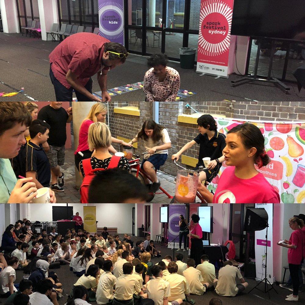 Spark Festival Sydney 2018