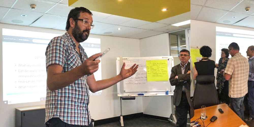 Entrepreneurial Leadership: Adopting a Startup Approach