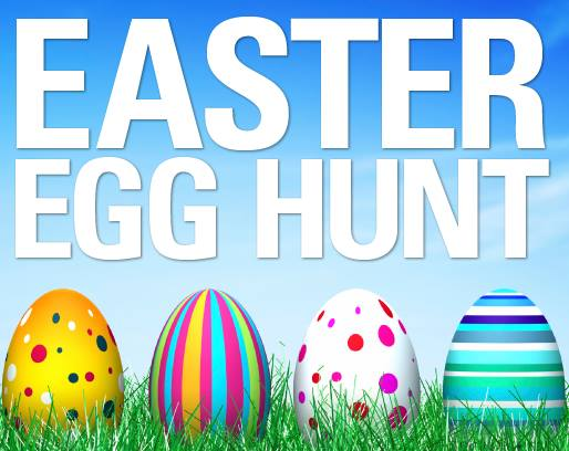 EASTER FAIR/EASTER EGG HUNT (SAT. 6TH APRIL 2019)