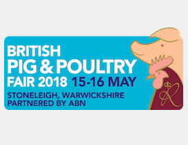 Humphrey Feeds & Pullets exhibiting at The British Pig and Poultry Fair