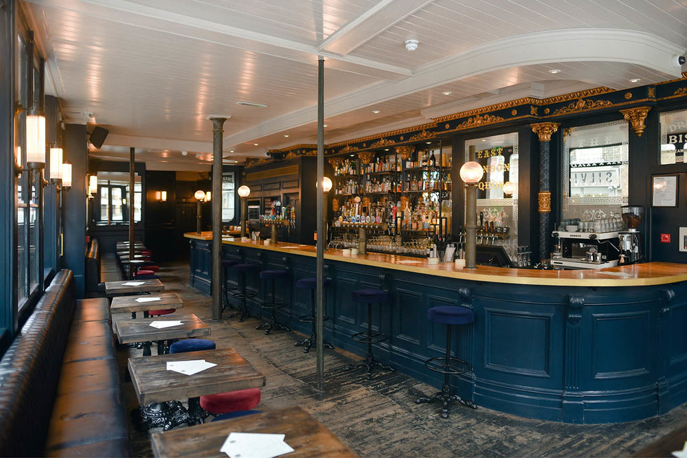 The Griffin - 93 Leonard Street, LondonEC2A 4RD