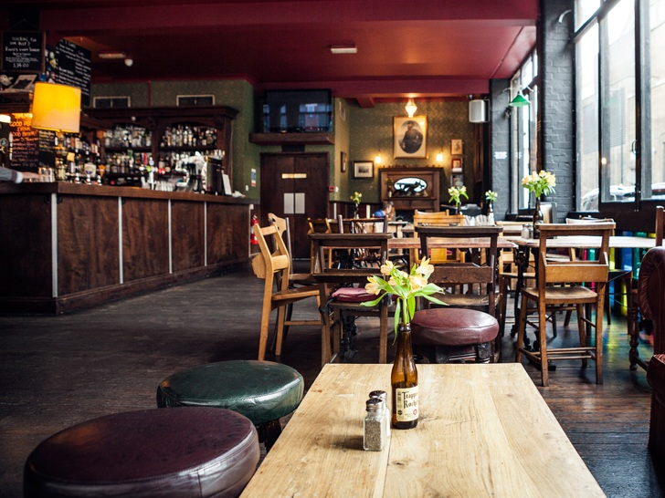 The Slaughtered Lamb - 34-35 Great Sutton St, London EC1V 0DX