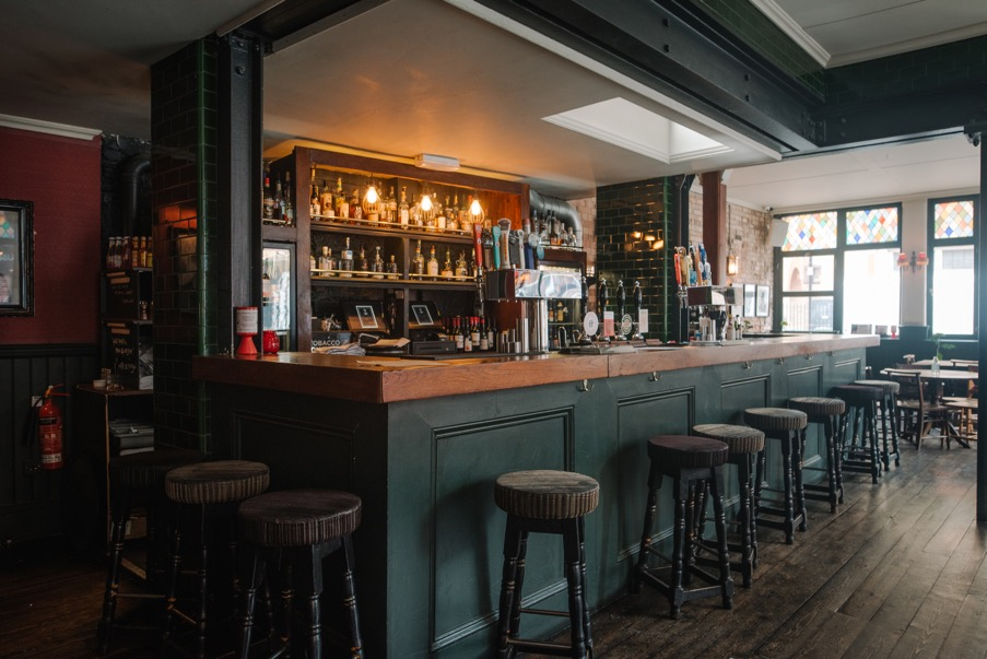 The Exmouth Arms - 23 Exmouth Market, London EC1R 4Q