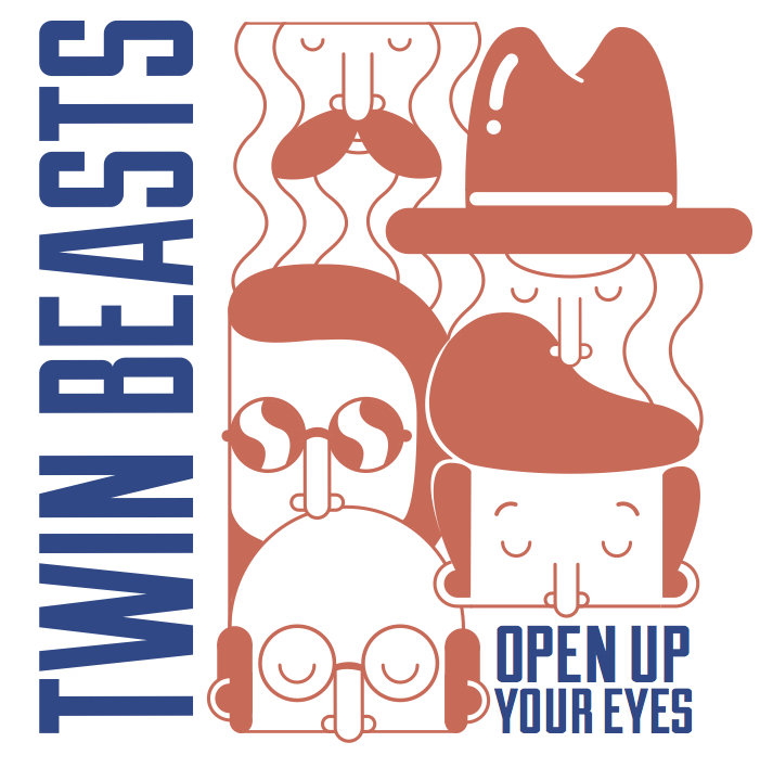 Open Up Your Eyes by Twin Beasts